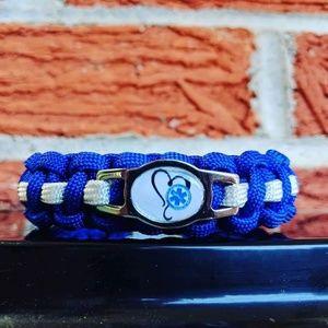 Jewelry - EMT Love Paracord Bracelet